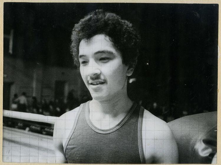 Фото: Архив О.Назарова. На турнире в Омске, 1984 г.