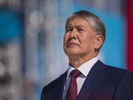 Almazbek Atambayev: There will be no third revolution in Kyrgyzstan