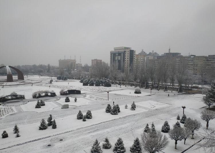 Air Pollution In Bishkek Exceeds Permissible Level 4.5