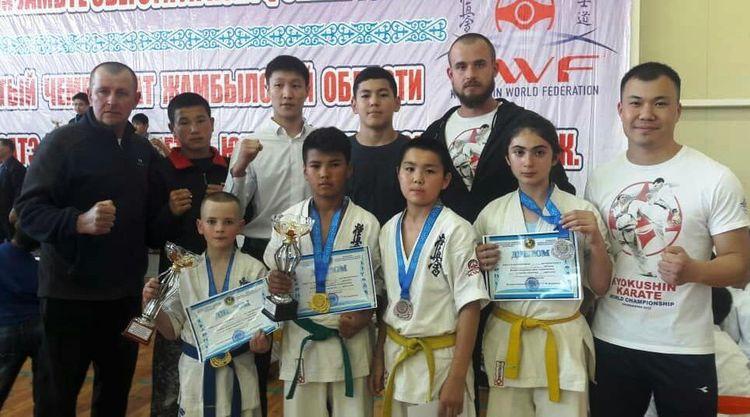 Kyrgyzstanis Win Medals At Karate Tournament In Kazakhstan