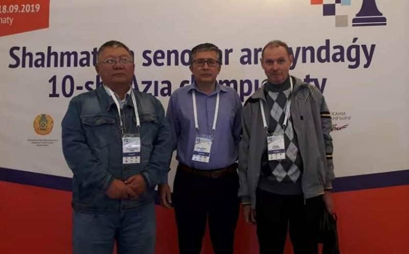 Федерации шахмат Кыргызстана