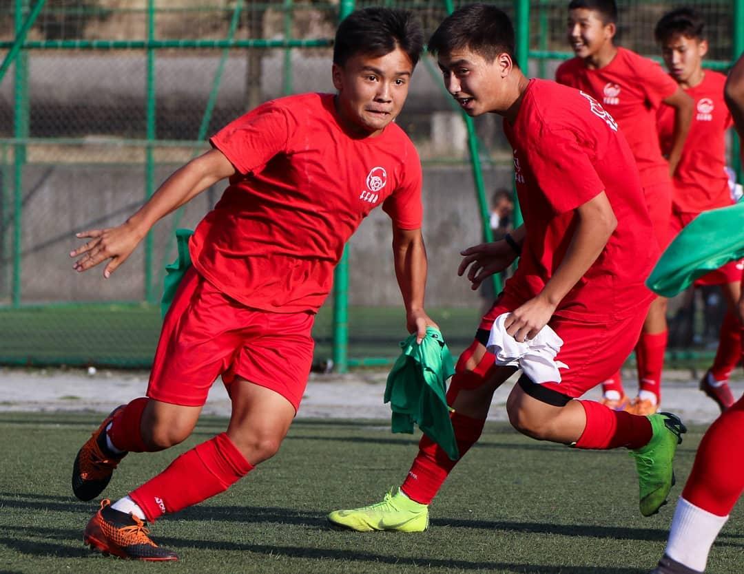 Футбольные академии англии