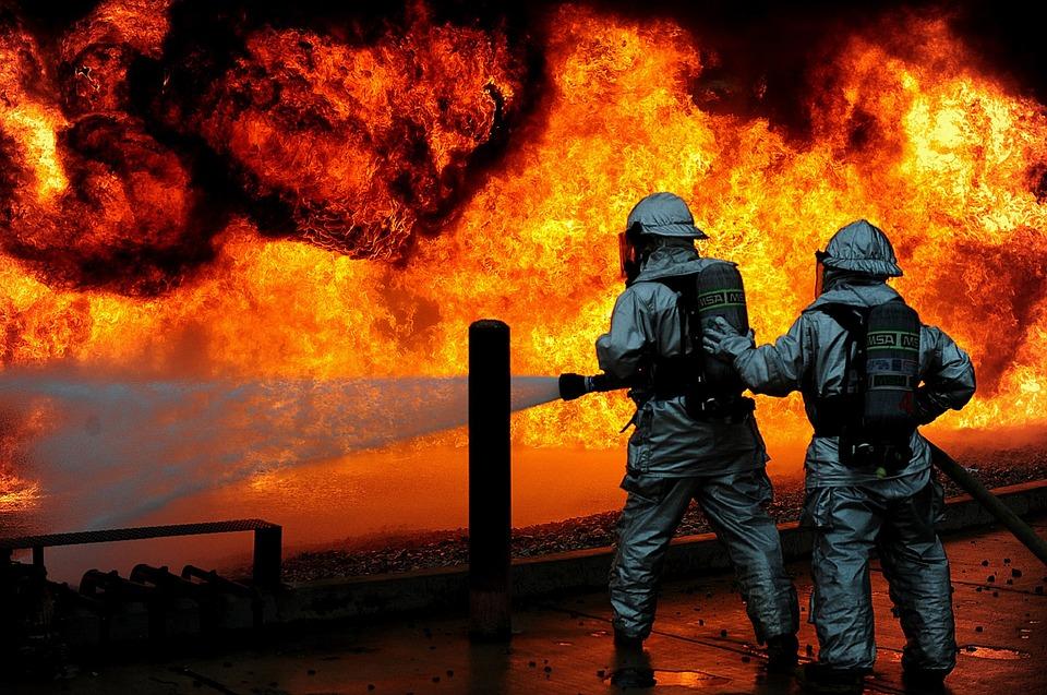 красивые картинки пожарных обычный