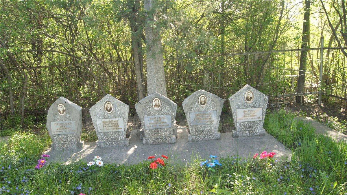 Кладбище негров