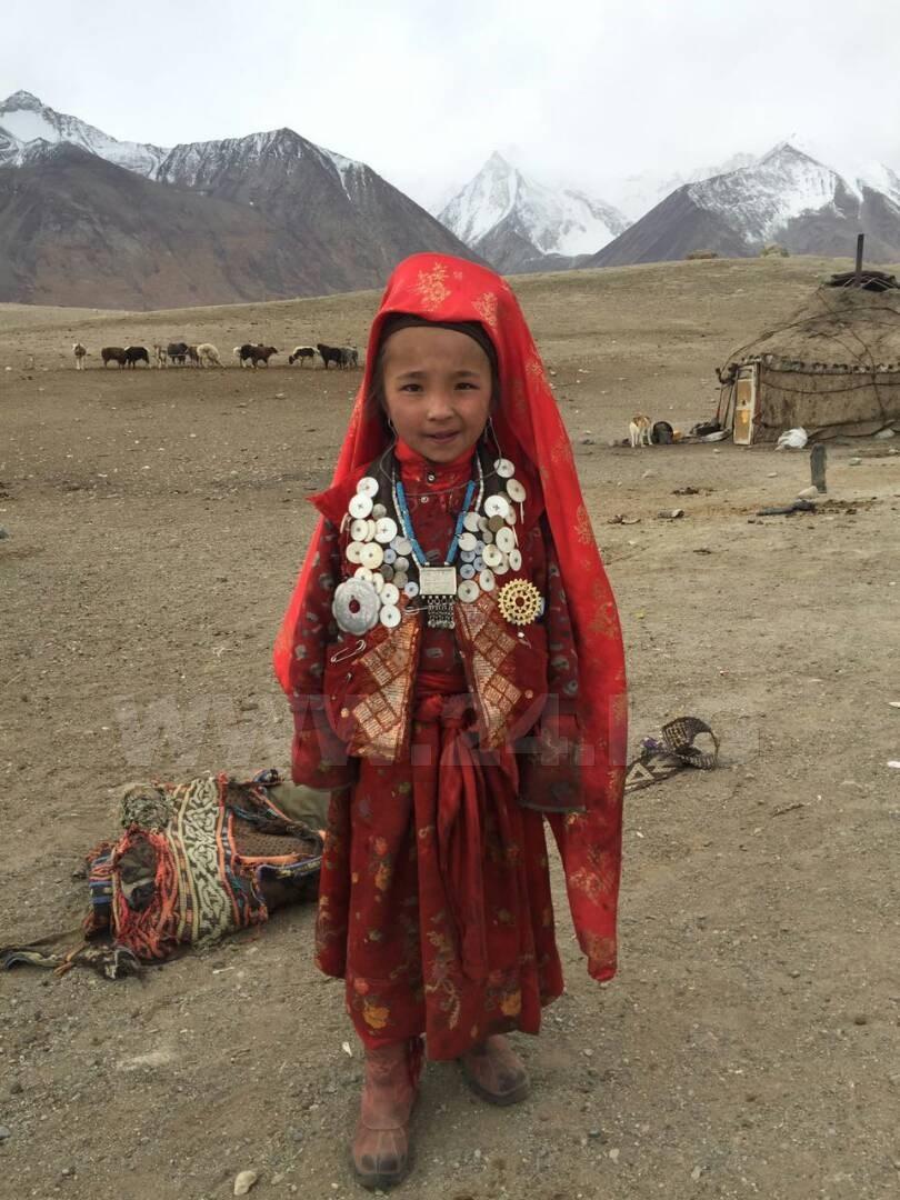 Памирские киргизы фото