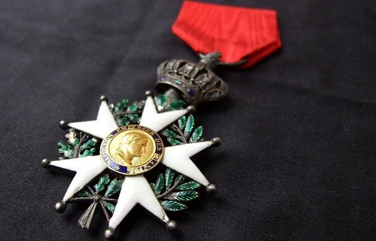 ордена почетного легиона фото