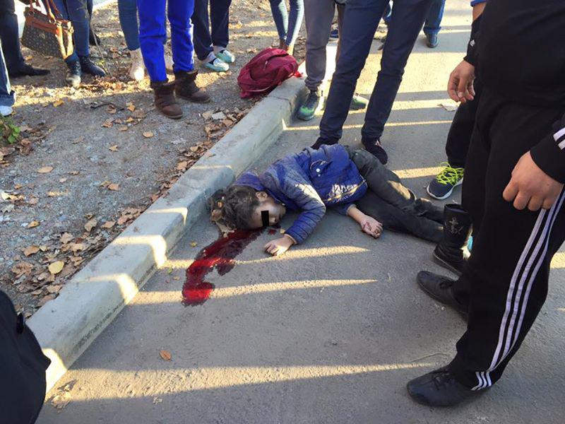 Бишкеке праститутки убили