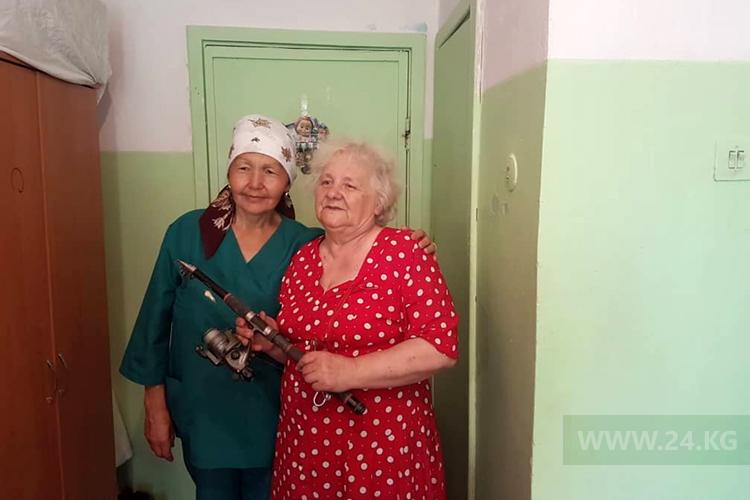 Бишкекский дом-интернат для престарелых статистика социальное обслуживание на дому пожилых граждан в москве