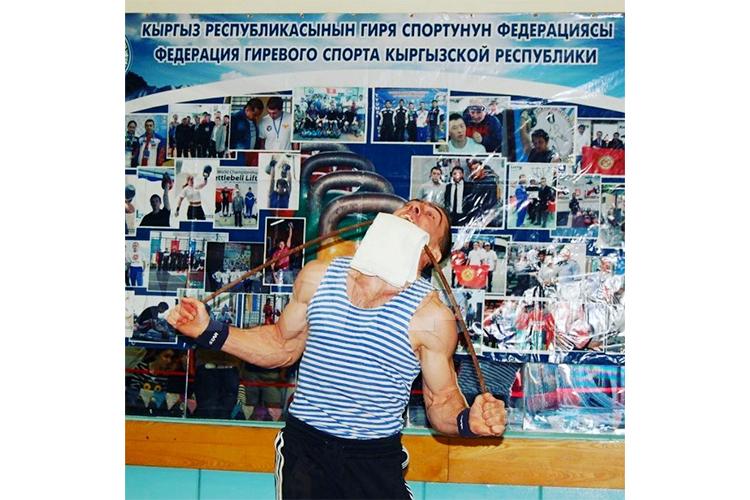 Дипломная работа гиревой спорт 8172