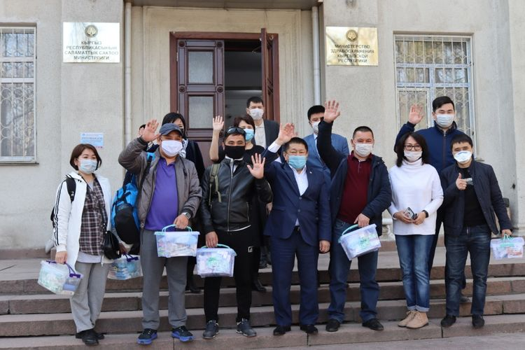пресс-центра Министерства здравоохранения