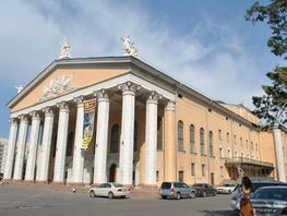 Restoration of seats in Opera and Ballet Theater to cost 7.9 million soms