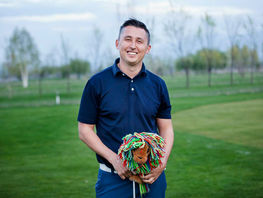 Golfer from Kazakhstan: I could go to the USA, but chose Kyrgyzstan