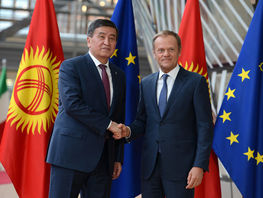 Kyrgyzstan may become a model for Central Asian countries