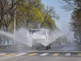 Quarantine zone expanded in Bishkek