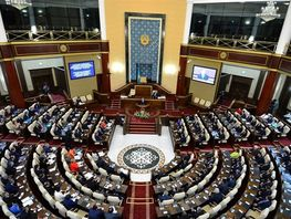 Parliament of Kazakhstan approves agreement with Kyrgyzstan on checkpoints