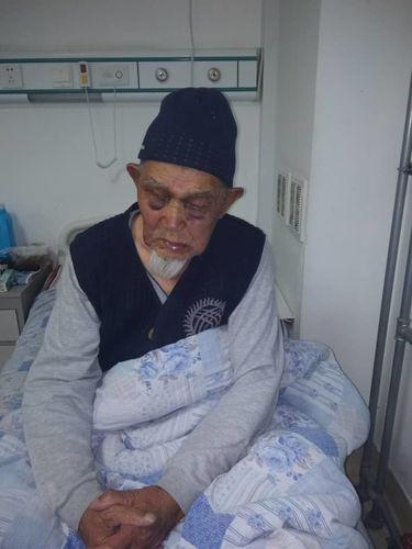 Фото УВД Оша. В южной столице напали на 78-летнего пенсионера и ограбили