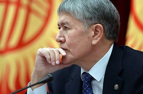 State guard of Almazbek Atambayev reduced