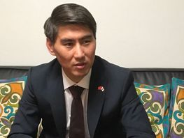 Prime Minister nominates Chingiz Aidarbekov for post of Foreign Affairs Minister