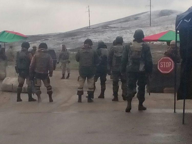 узбекское киргизское война граница база