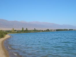 Issyk-Kul region checked for readiness for tourist season