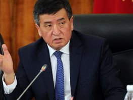 President of Kyrgyzstan sees no sense in switch to Latin alphabet