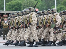 Personnel reshuffle takes place in the Armed Forces of Kyrgyzstan