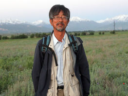 Archaeologist Kazuya Yamauchi returns to Kyrgyzstan for new discoveries