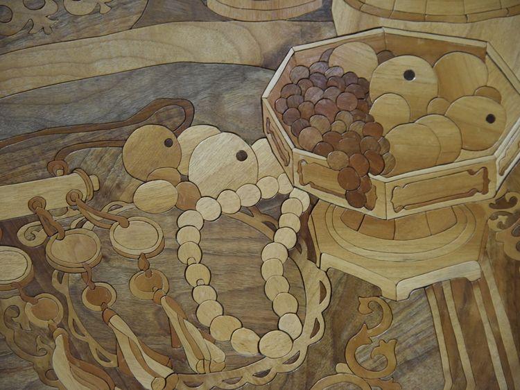 Фото 24.kg. Декоративно-прикладная выставка в Бишкеке