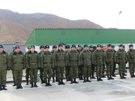 Russia constructs new border outposts in Kyrgyzstan