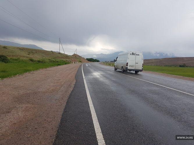 Фото 24.kg. Строительство и реконструкция альтернативной дороги север - юг