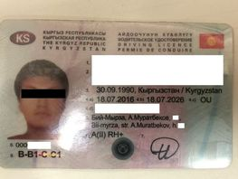 Several taxi drivers arrested with fake Kyrgyz documents in Moscow