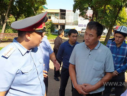 Border conflict. Rallies, campaigns temporarily banned in Bishkek
