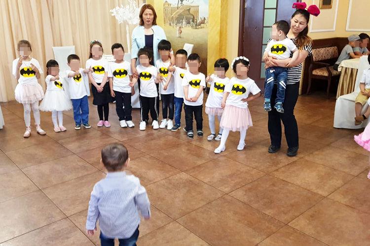 Фото из интернета. Дети граждан КР в детском саду в Москве