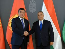 Hungary to allocate $ 50 million loan to Kyrgyz-Hungarian Development Fund