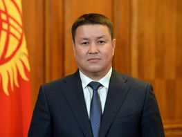 Acting President of Kyrgyzstan Talant Mamytov to leave for Moscow