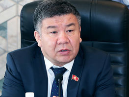 Shykmamatov demands to include prohibition of censorship in Constitution
