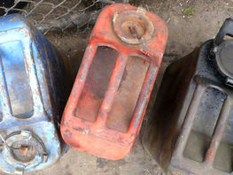 Smuggling of petroleum products to Tajikistan prevented in Batken region
