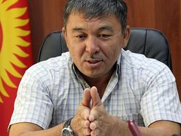 Vice mayor of Bishkek for housing and communal services appointed