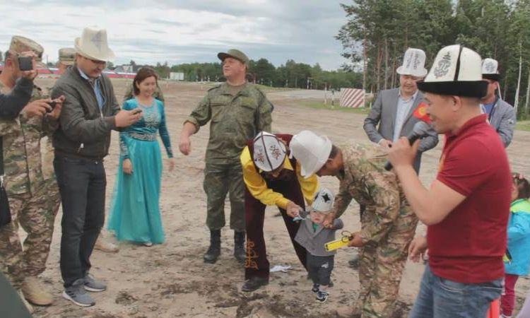 Фото пресс-службы Генштаба ВС КР