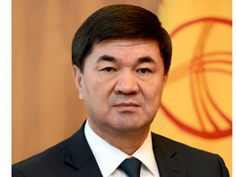 Kyrgyzstan's Prime Minister earns 2,367 million soms for a year