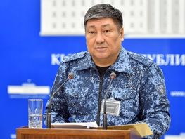 Commandant of Bishkek toughens restrictive measures