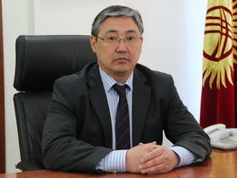 Aziz Surakmatov appoints acting First Vice Mayor of Bishkek