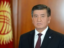 Four months in power. First harsh criticism of Sooronbai Jeenbekov
