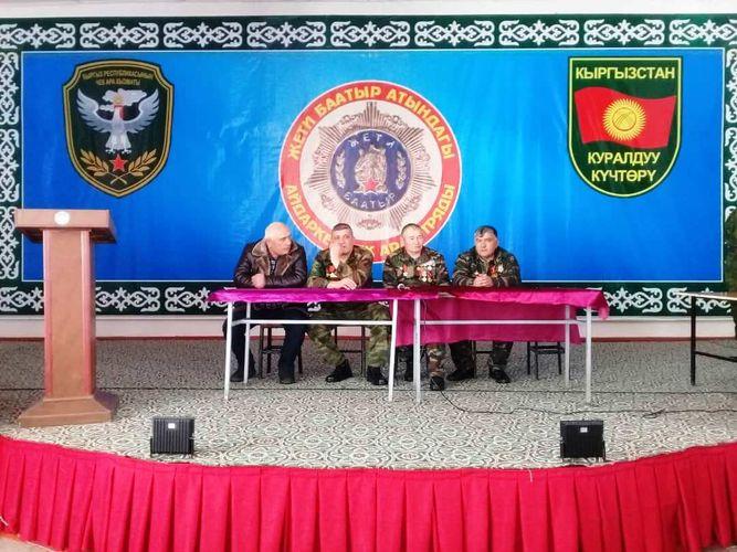 Фото пресс-службы ГПС. В Погранслужбе провели торжественные мероприятия, посвященные выводу войск из Афганистана