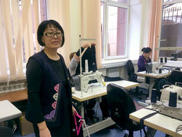 From house painter to businesswoman. How Kyrgyzstani began to dress the Russians