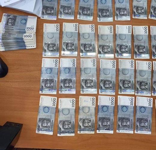 Фото МВД. Осужденные занимались вымогательством в тюрьме
