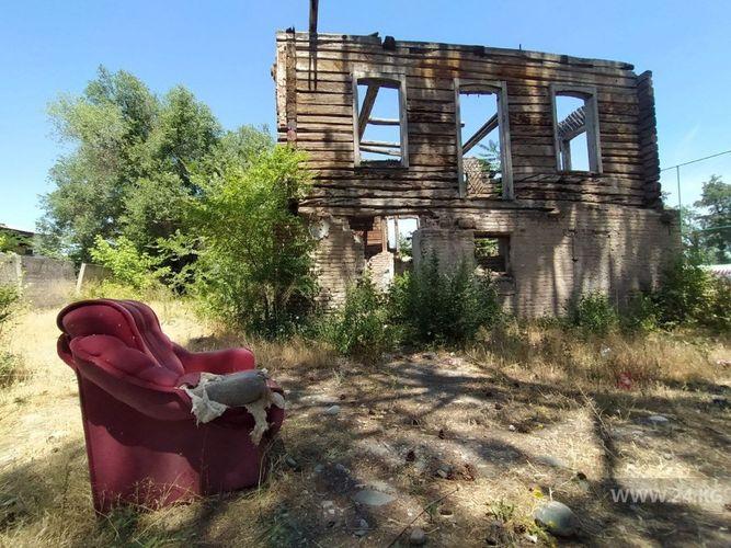 Фото 24.kg. Дом первого старосты Пишпека Ильи Терентьева