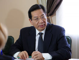 China's Ambassador about friendship with Kyrgyzstan, projects, Jeenbekov's visit