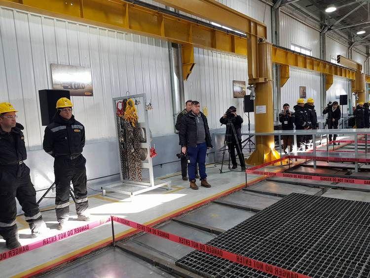 Ремонт горного оборудования в Новодвинск питатель шлюзовый ш5 в Тында