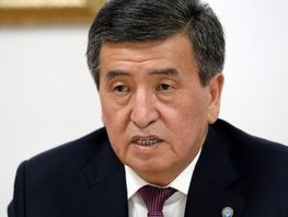 Sooronbai Jeenbekov: State of emergency will not be imposed yet